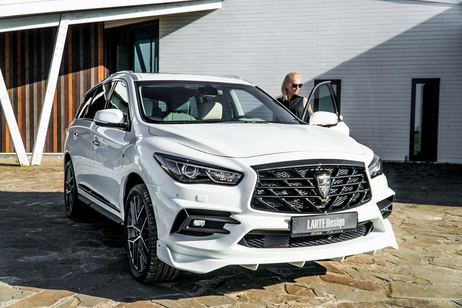 35 All New When Does The 2020 Infiniti Qx60 Come Out Redesign for When Does The 2020 Infiniti Qx60 Come Out