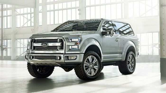 35 Best Review 2019 Ford Svt Bronco Raptor Release with 2019 Ford Svt Bronco Raptor