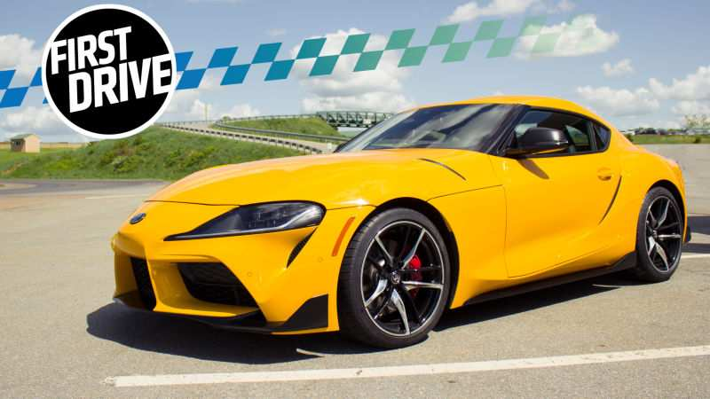 35 Best Review 2020 Toyota Supra Jalopnik Redesign for 2020 Toyota Supra Jalopnik