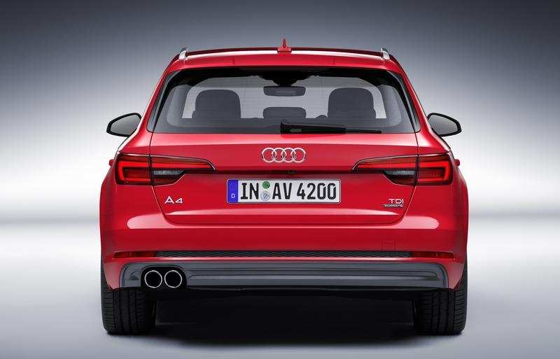 35 Best Review Audi A4 Kombi 2020 Exterior and Interior for Audi A4 Kombi 2020