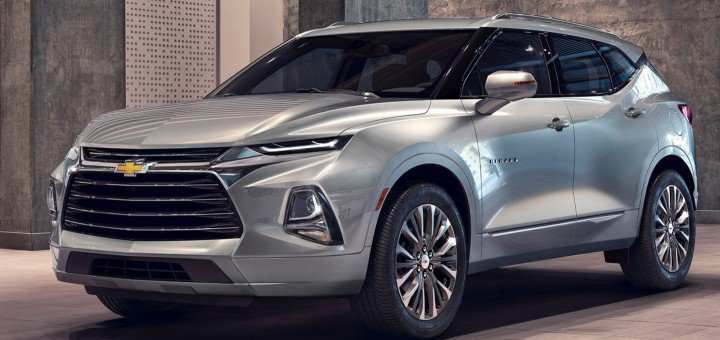 35 Best Review Chevrolet Full Size Blazer 2020 History by Chevrolet Full Size Blazer 2020