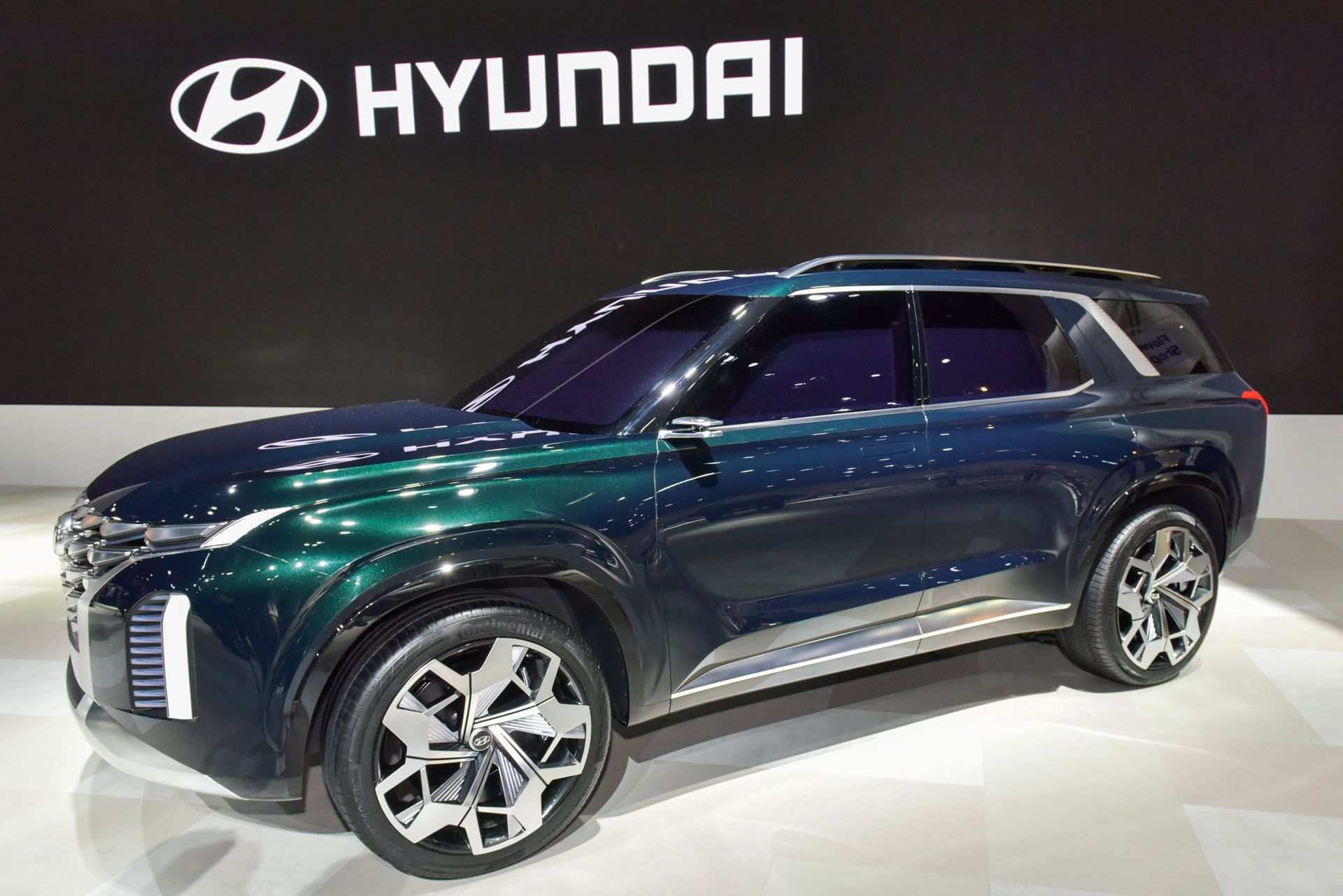 35 Concept of Hyundai Large Suv 2020 Model for Hyundai Large Suv 2020