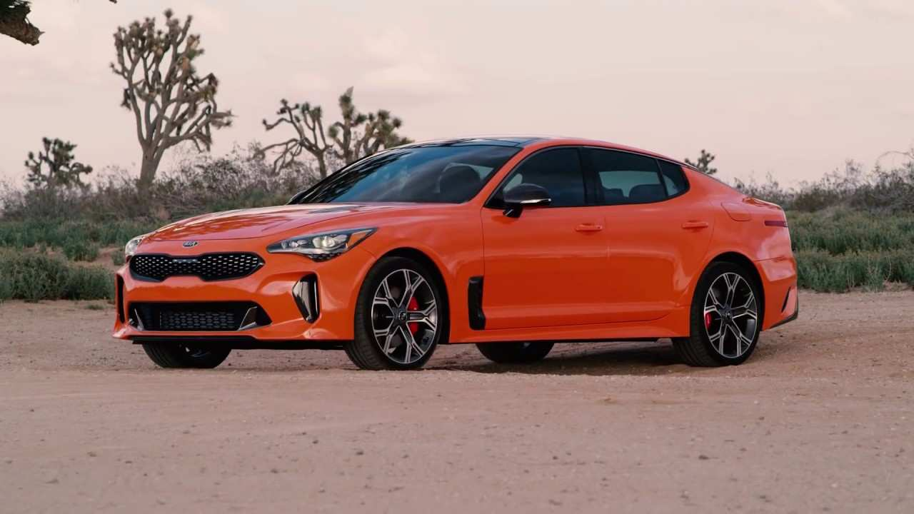 35 Gallery of Kia Stinger 2020 Update Release with Kia Stinger 2020 Update
