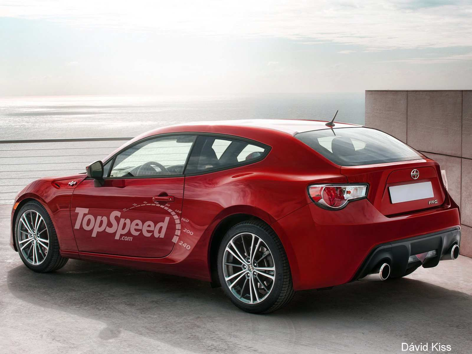 35 Great 2019 Scion Fr S Redesign and Concept for 2019 Scion Fr S