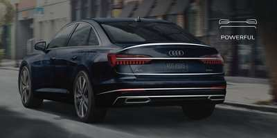 35 New 2019 The Audi A6 Release Date by 2019 The Audi A6