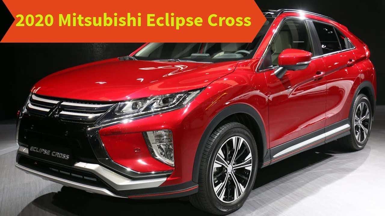 35 New Mitsubishi Sports Car 2020 Exterior for Mitsubishi Sports Car 2020