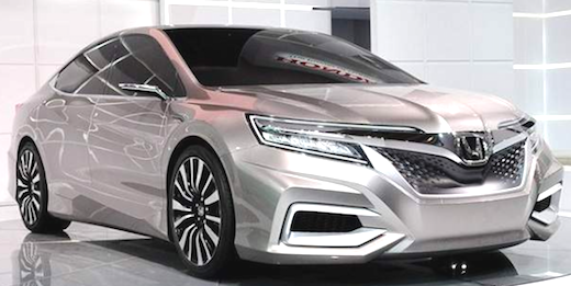 36 All New 2019 Honda Accord Coupe Sedan Pricing by 2019 Honda Accord Coupe Sedan
