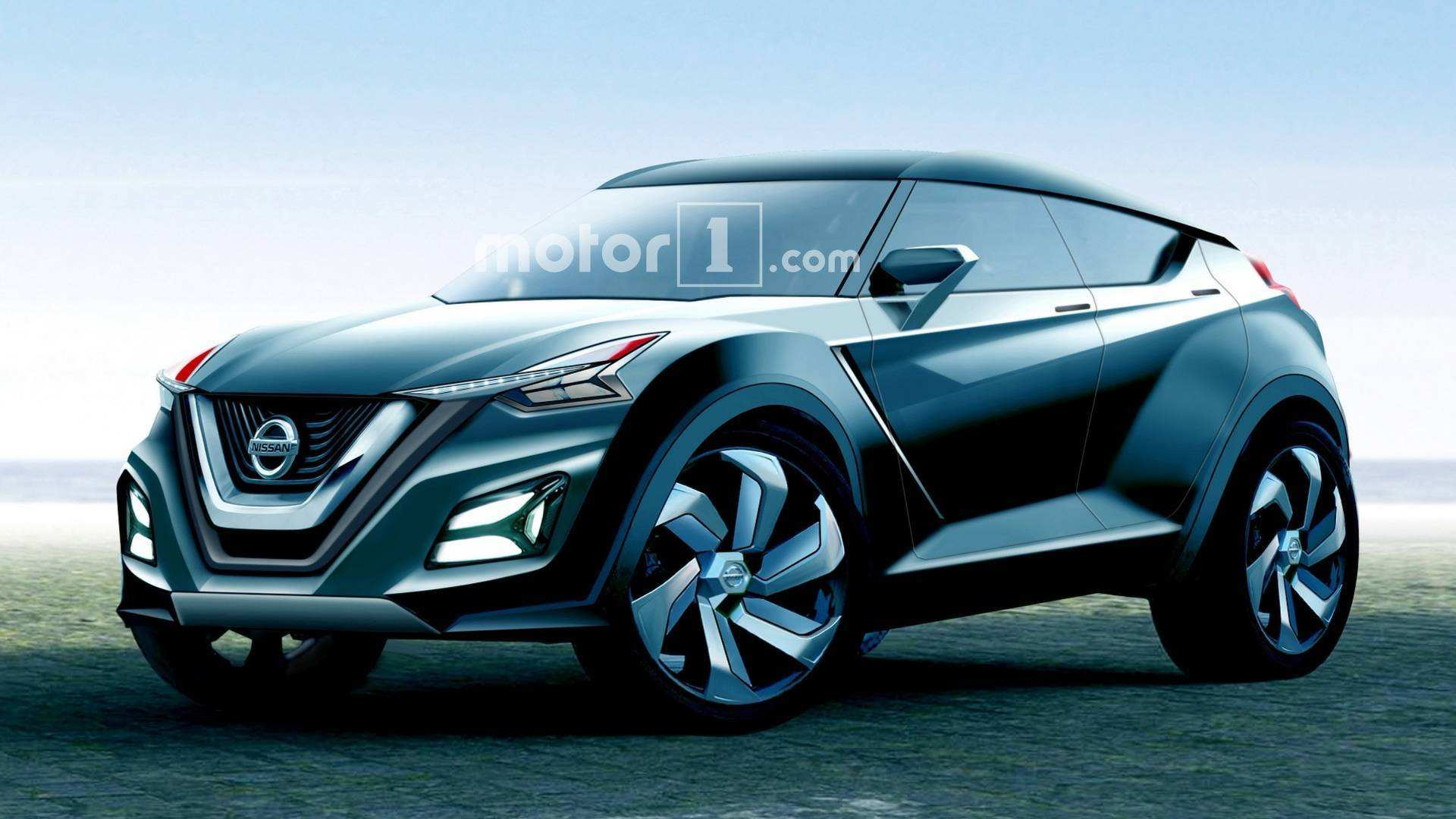 36 All New Nissan Concept 2020 Suv History with Nissan Concept 2020 Suv
