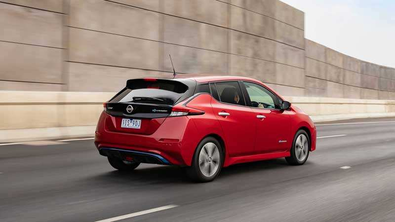 36 All New Nissan Leaf 2019 Review Price with Nissan Leaf 2019 Review