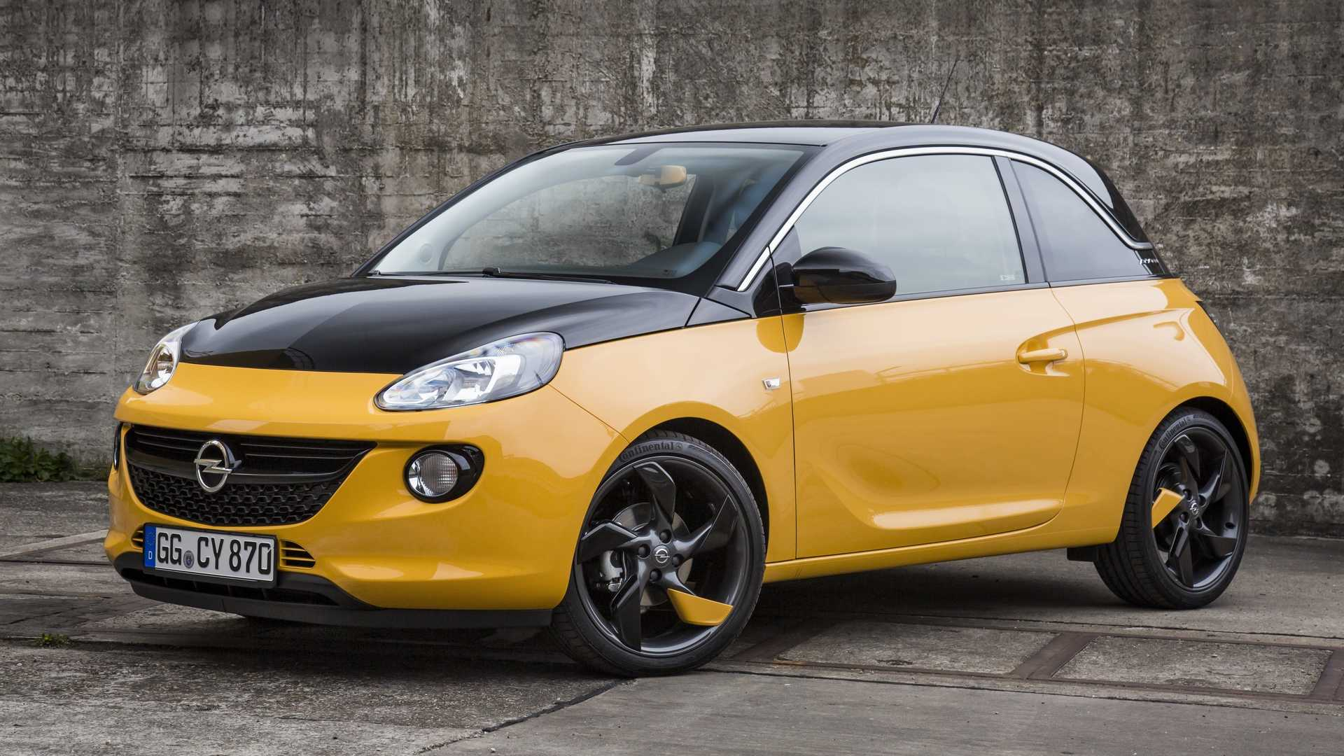 36 All New Opel Adam 2020 History by Opel Adam 2020