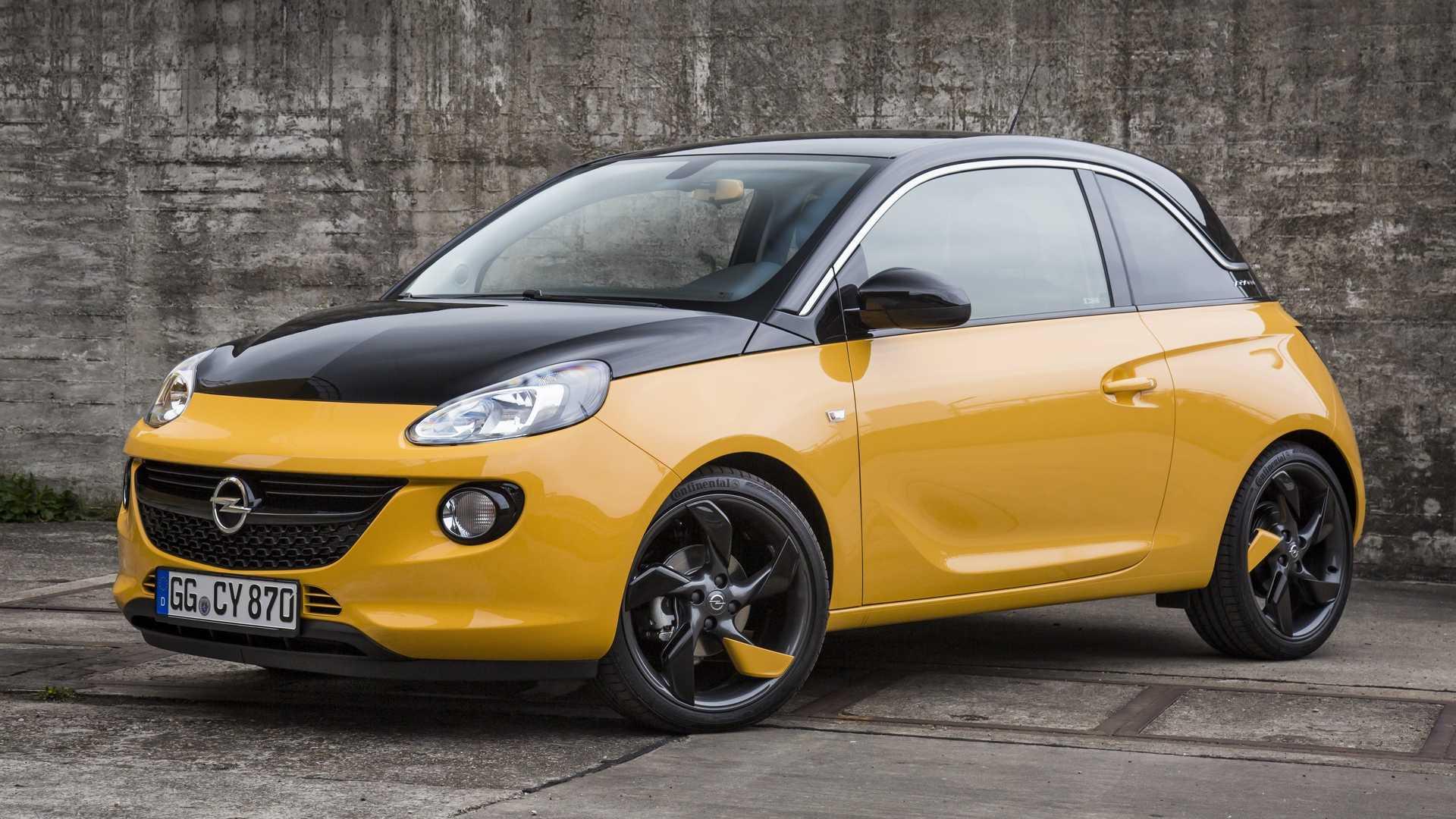 36 All New Opel Adam 2020 History by Opel Adam 2020