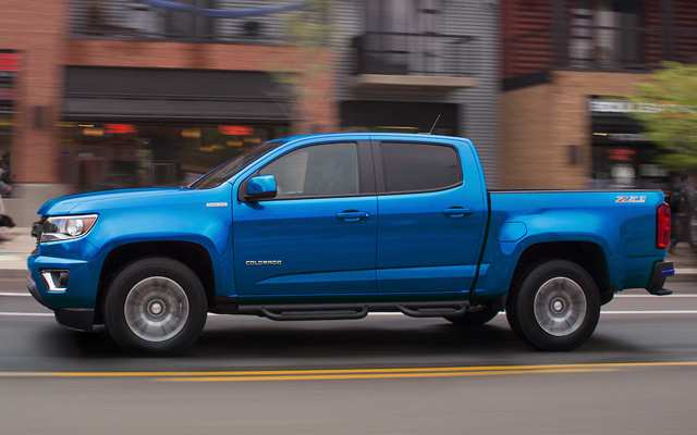 36 Best Review 2020 Chevrolet Colorado Updates Picture with 2020 Chevrolet Colorado Updates