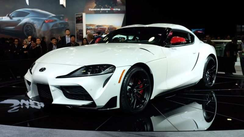 36 Best Review 2020 Toyota Supra Jalopnik Price with 2020 Toyota Supra Jalopnik