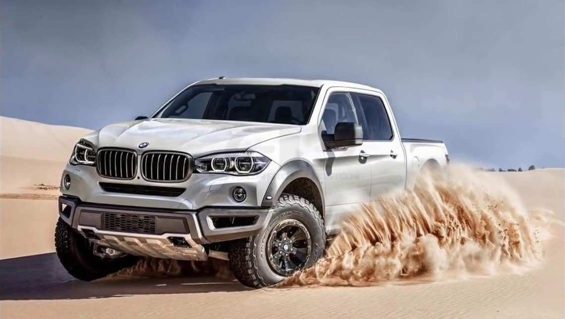 36 Concept of Bmw Ute 2020 Redesign and Concept with Bmw Ute 2020
