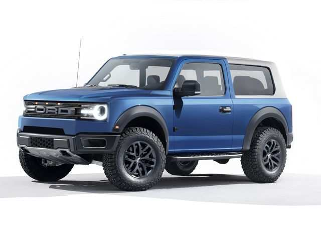 36 Concept of Ford S New Bronco 2020 Spesification by Ford S New Bronco 2020
