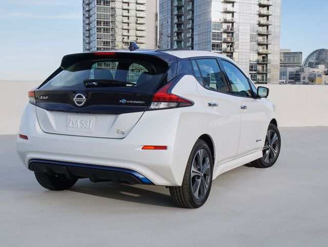 36 Concept of Nissan Leaf 2019 Review Prices for Nissan Leaf 2019 Review