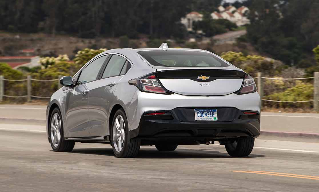 36 Gallery of 2019 Chevrolet Volt History with 2019 Chevrolet Volt