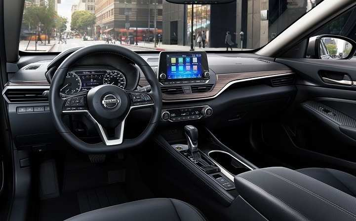 36 Great 2019 Nissan Altima Interior Spesification for 2019 Nissan Altima Interior