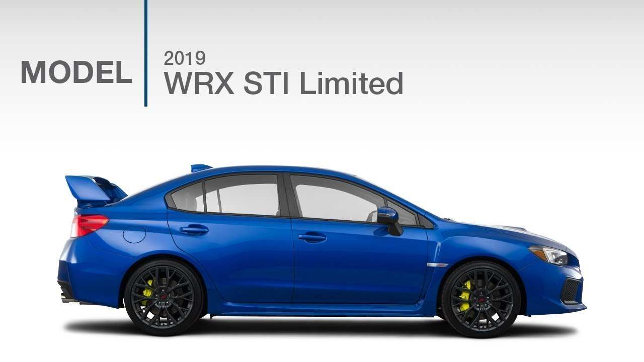 36 Great 2019 Subaru Wrx Sti Specs for 2019 Subaru Wrx Sti