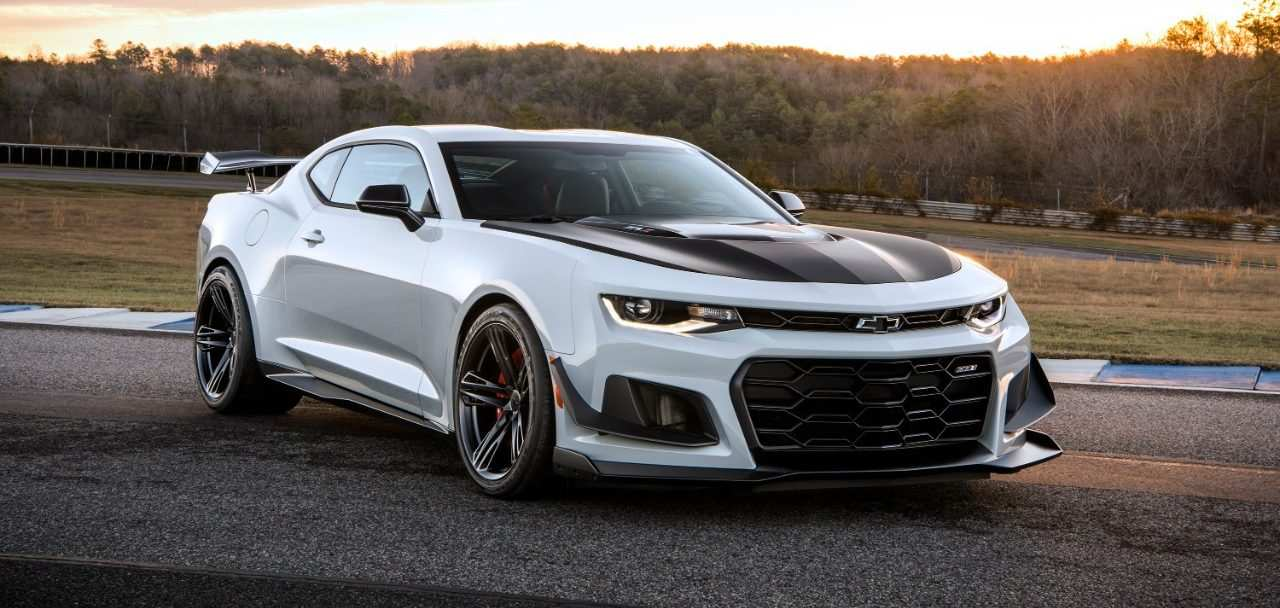 36 New 2019 Chevy Camaro Competition Arrival Redesign with 2019 Chevy Camaro Competition Arrival