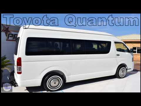 36 New Toyota Quantum 2020 Model Specs and Review with Toyota Quantum 2020 Model