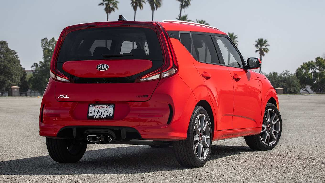 36 The 2020 Kia Soul Gt Turbo Rumors with 2020 Kia Soul Gt Turbo