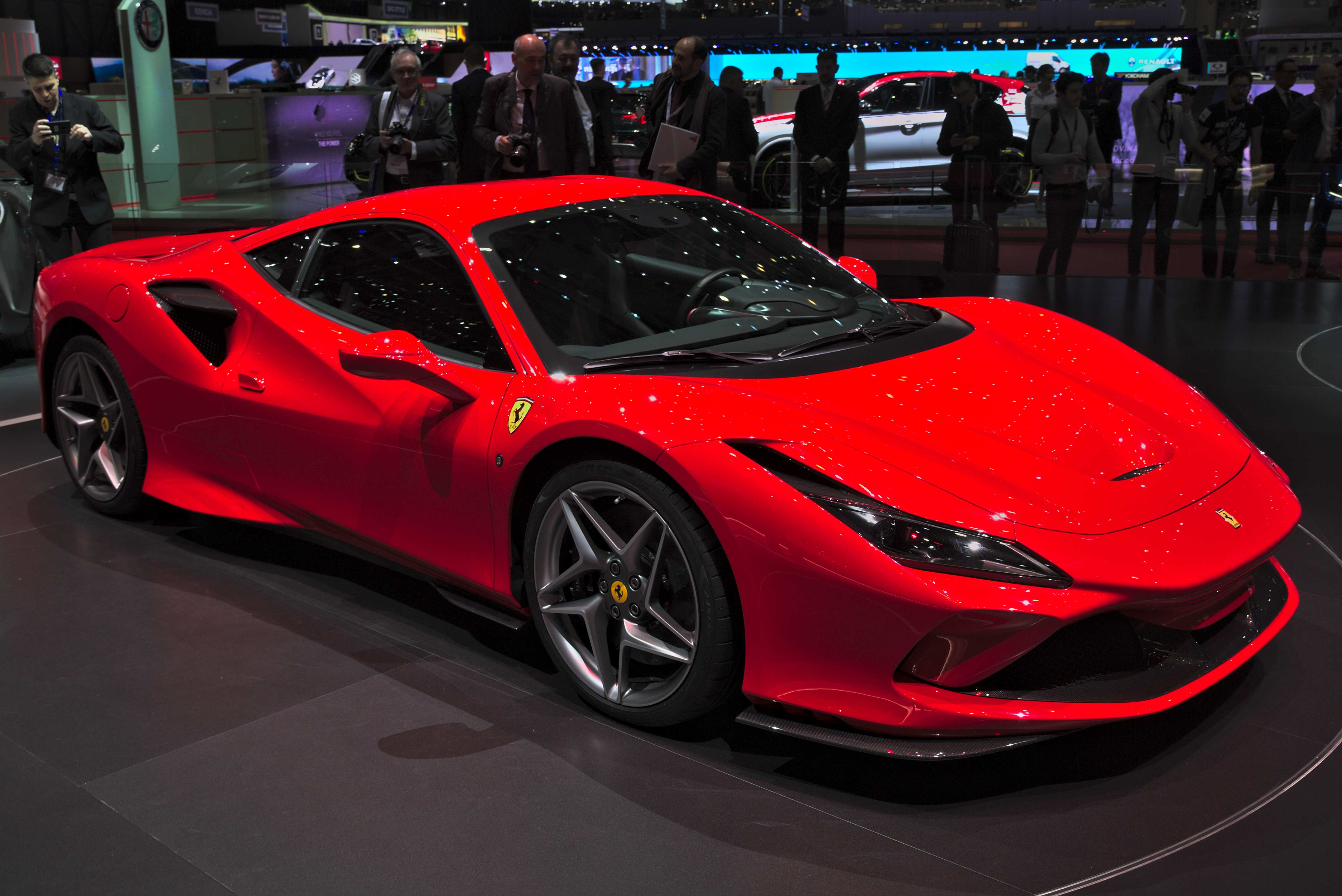36 The Ferrari D 2020 Performance and New Engine with Ferrari D 2020