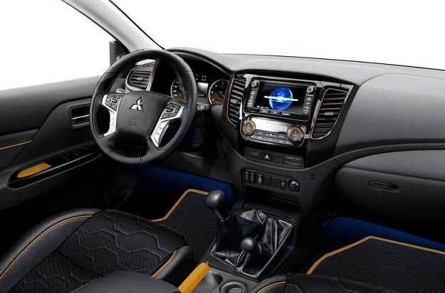 37 All New L200 Mitsubishi 2020 Interior Release Date with L200 Mitsubishi 2020 Interior