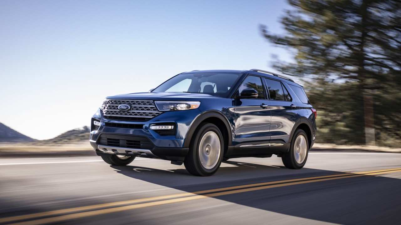 37 Concept of Ford Unveils The New 2020 Explorer Concept with Ford Unveils The New 2020 Explorer