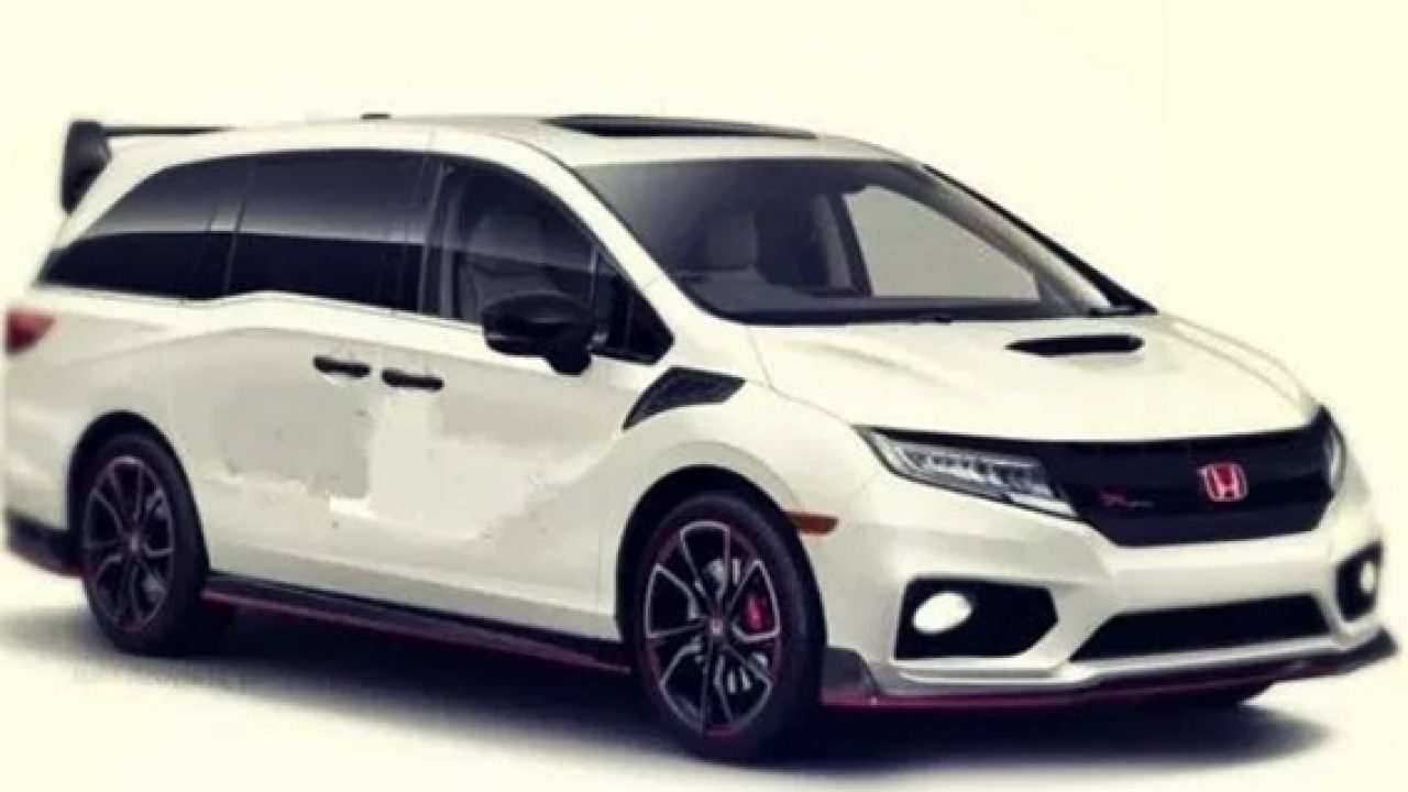 37 Concept of Honda Odyssey Type R 2020 First Drive for Honda Odyssey Type R 2020