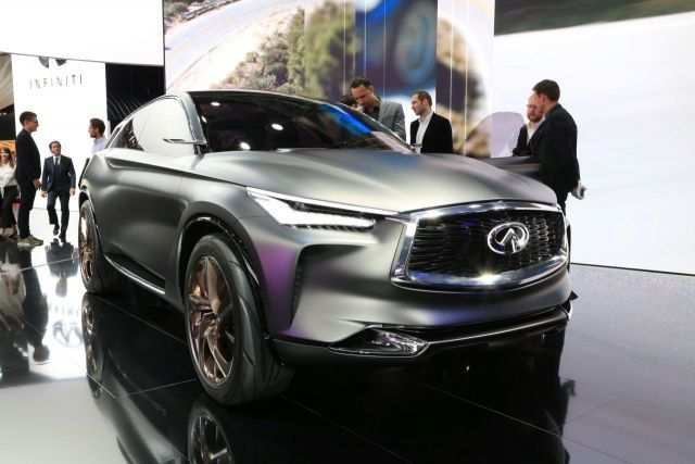 37 Concept of Infiniti Qx50 2020 Performance and New Engine with Infiniti Qx50 2020