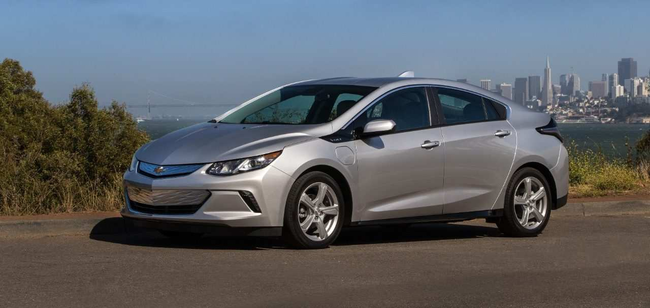 37 Gallery of 2019 Chevrolet Volt Redesign and Concept for 2019 Chevrolet Volt