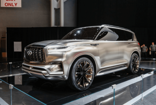 37 Gallery of Infiniti Qx80 New Model 2020 Exterior and Interior with Infiniti Qx80 New Model 2020