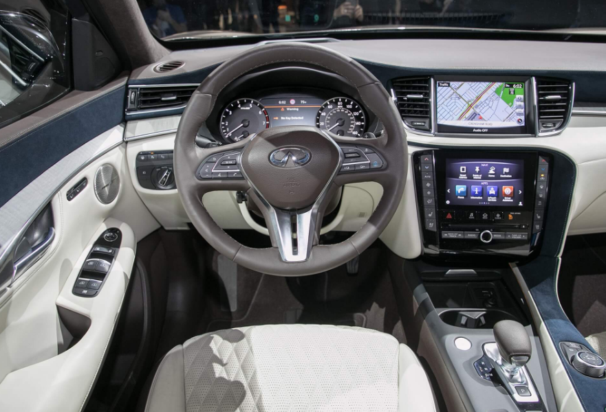 37 Great 2020 Infiniti Q50 Interior Images with 2020 Infiniti Q50 Interior