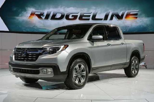37 Great Honda Ridgeline Redesign 2020 Exterior with Honda Ridgeline Redesign 2020