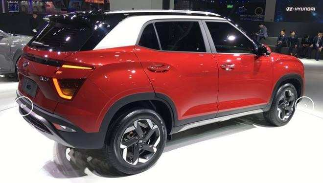 37 Great Hyundai Ix25 2020 Concept with Hyundai Ix25 2020