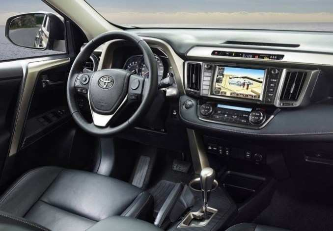 37 Great Toyota Rav4 2020 Interior Review with Toyota Rav4 2020 Interior