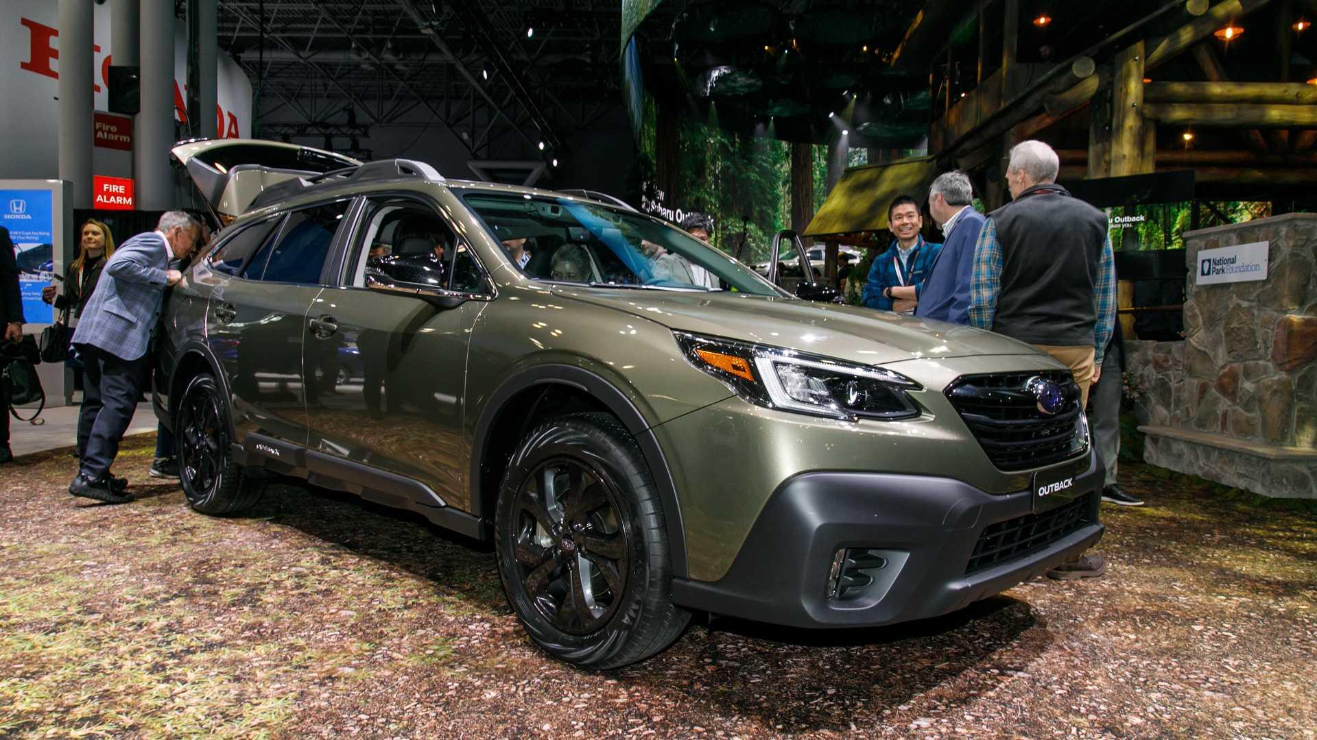 37 New Subaru Outback 2020 Uk Interior for Subaru Outback 2020 Uk