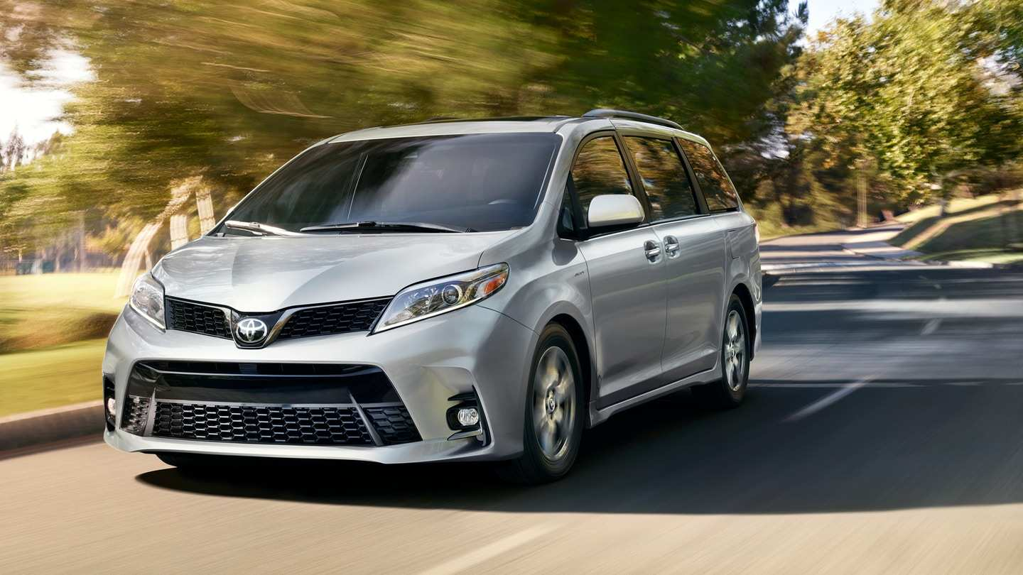 37 New Toyota Van 2020 Price and Review for Toyota Van 2020