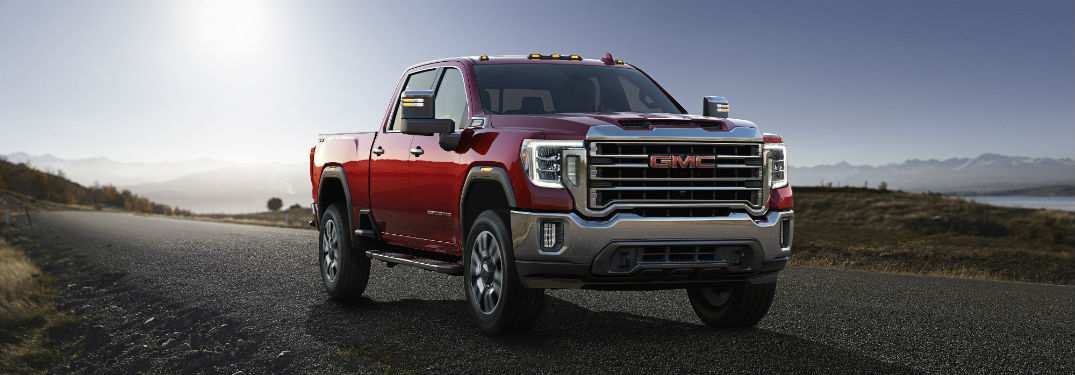 37 The 2020 Gmc 3500 Release Date Overview by 2020 Gmc 3500 Release Date