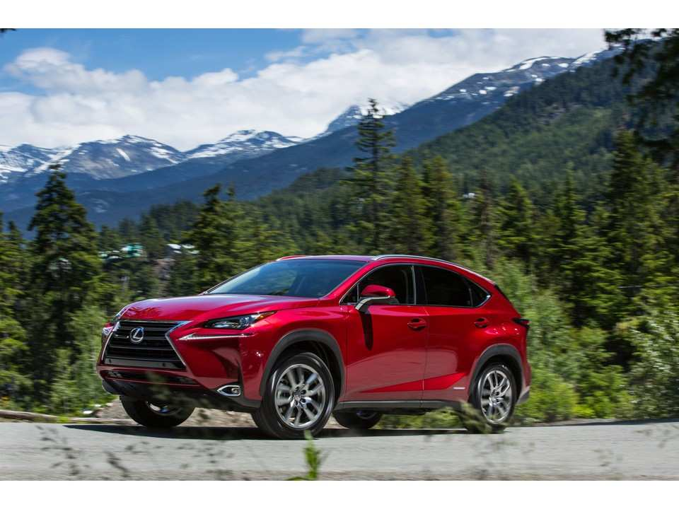 37 The Lexus Nx 2020 News Performance and New Engine for Lexus Nx 2020 News
