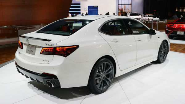 38 All New 2019 Acura Tl Release by 2019 Acura Tl