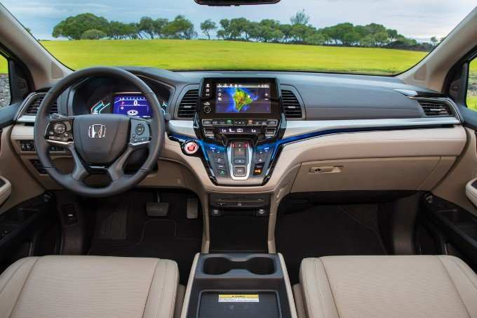 38 All New 2020 Honda Odyssey Release Date Overview with 2020 Honda Odyssey Release Date