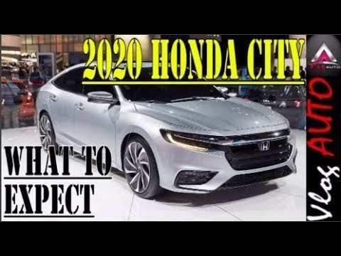 38 All New Honda City 2020 Youtube Release Date for Honda City 2020 Youtube