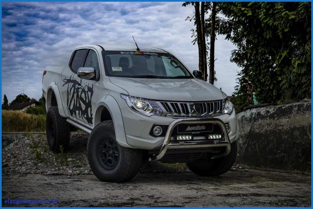 38 Concept of 2019 Mitsubishi Triton Perfect Outdoor Photos by 2019 Mitsubishi Triton Perfect Outdoor