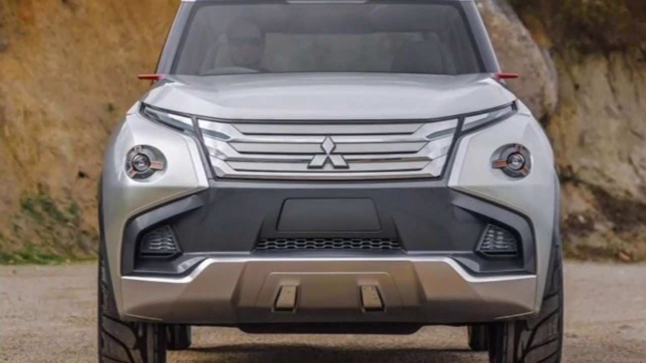 38 Concept of Mitsubishi Pajero Full 2020 Overview with Mitsubishi Pajero Full 2020