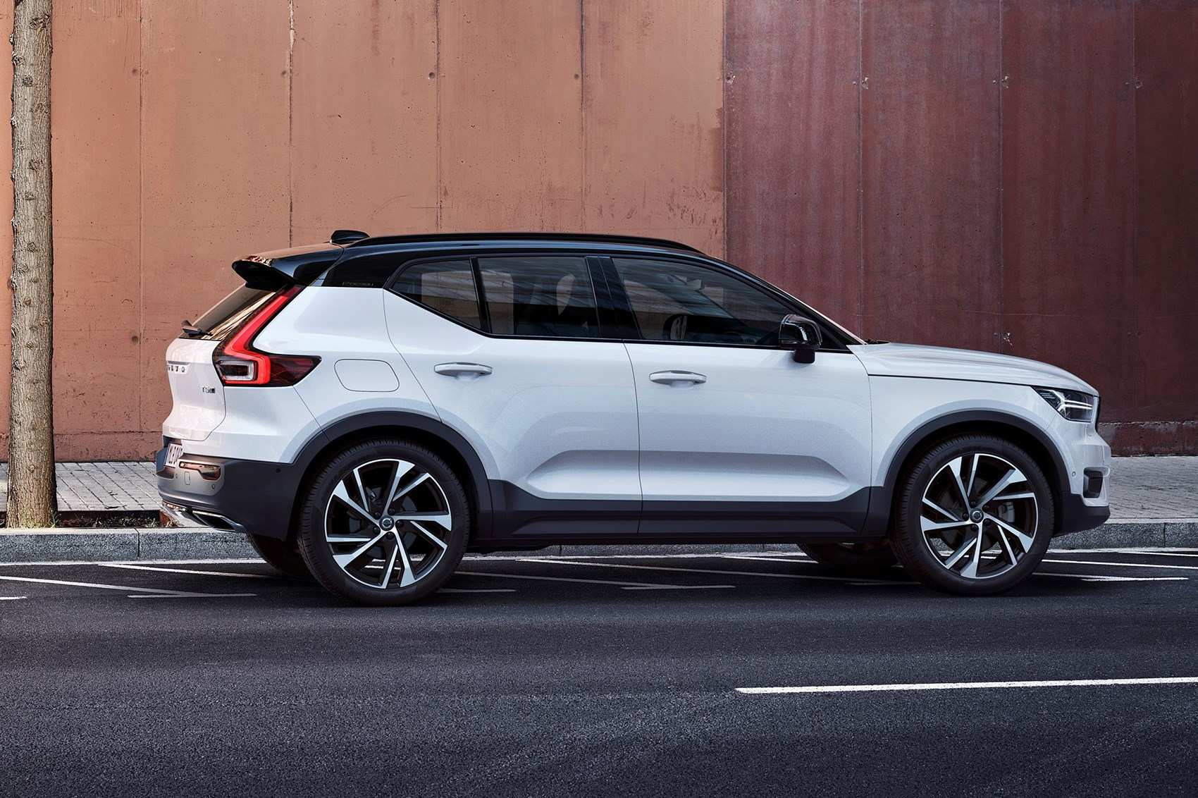 38 Concept of Volvo Xc40 2020 Release Date Spy Shoot with Volvo Xc40 2020 Release Date
