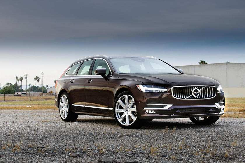 38 Gallery of 2019 Volvo V90 Performance for 2019 Volvo V90