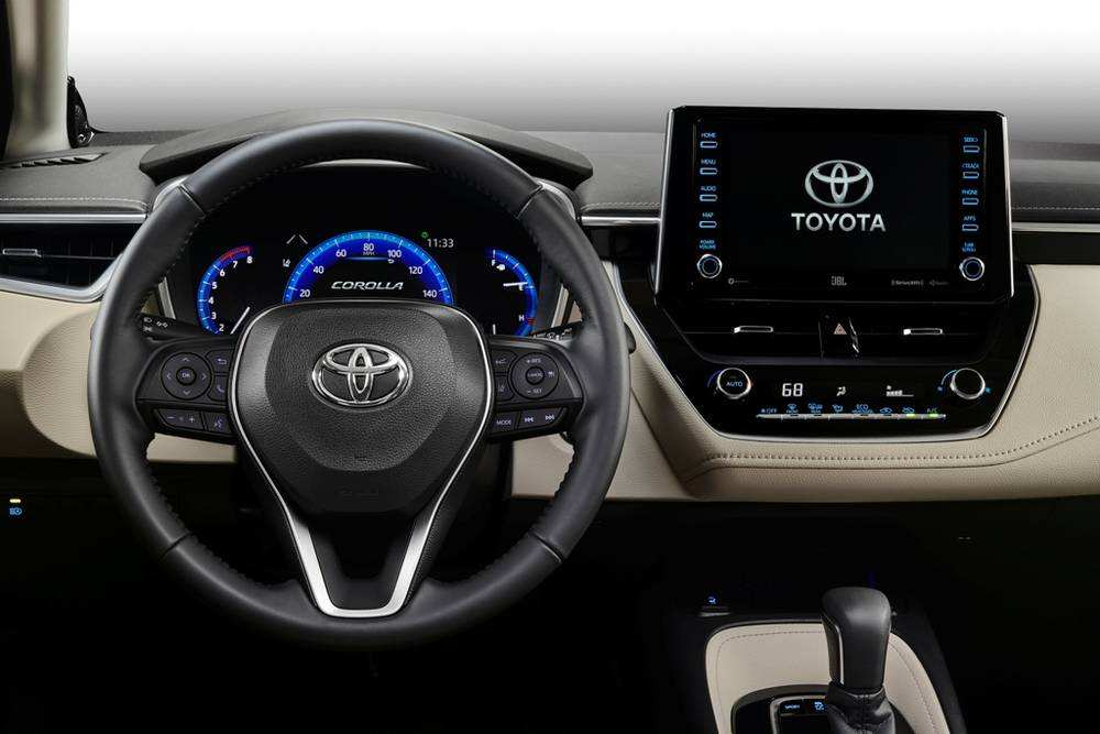 38 Gallery of Toyota Models 2020 Interior with Toyota Models 2020