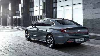 38 New 2020 Hyundai Sonata Redesign Reviews for 2020 Hyundai Sonata Redesign